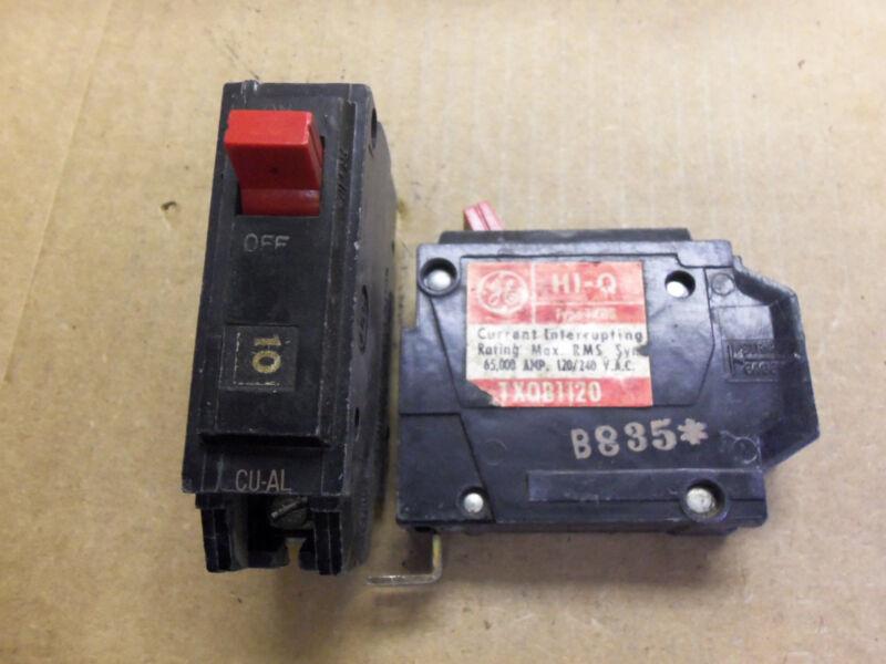 GE General Electric TXQB1120 Circuit Breaker