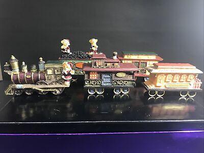 Cedar Creek Collection 5 Piece Train Set Kirklands Christmas Holiday Decor Resin