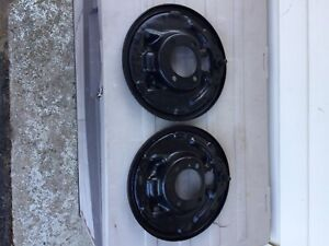 Ford 9 inch backing plates