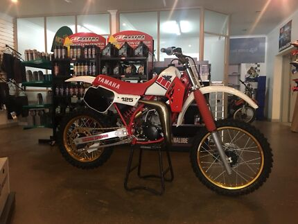 Wanted: YZ 125N
