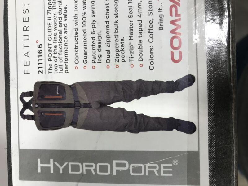 Compass 360 Point Guide II Z Chest Waders