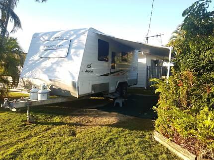 2012 Jayco Starcraft Outback Caravan Mackay Mackay City Preview
