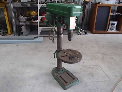Drill press Sher bench mounted. Taree Greater Taree Area Preview