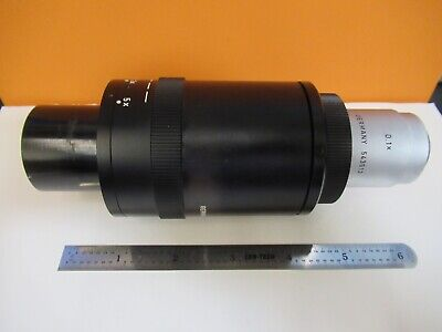 Leica Leitz Germany 543431 543513 Camera Adapter Microscope Part As Pic H8-b-01