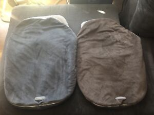 Winter car seat covers