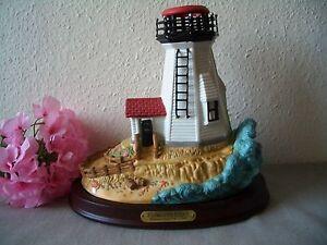 【★】PARTYLITE Teelichthaus Leuchtturm/Lighthouse Plymouth 1769 absolute RARITÄT,