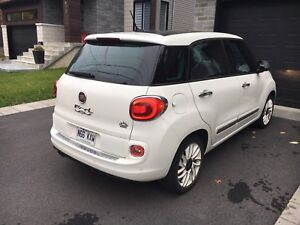 Fiat 500L lounge 2014 négociable