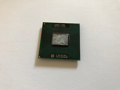 Intel Core2 DUO T7300 SLAMD Mobile CPU Processor Socket P 478pin 2.0GHz Intel Core 2 Duo Mobile