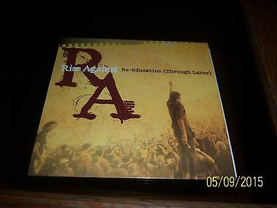 Rise Against   Re Education  Minor Threat 7  45 Record 2008