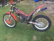 Gas gas trials bike Southbrook Toowoomba Surrounds Preview