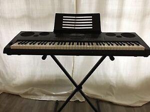 Casio keyboard WK-6600