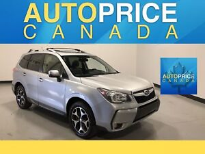 2014 Subaru Forester 2.0XT Limited Package MOONROOF|LEATHER|H...