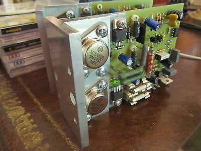 QUAD UK made 405-2 amp amplifier module board M12565.7 alloy frame PCB assembly