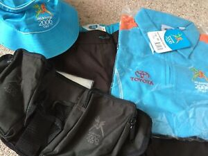 2006 Melbourne Commonwealth Games volunteer uniform Seddon Maribyrnong Area Preview