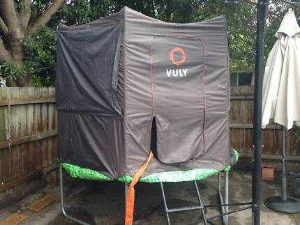 Vuly Classic 8 FT Tr&oline with Tent | Toys - Outdoor | Gumtree Australia Kingston Area - Parkdale | 1166792627 & Vuly Classic 8 FT Trampoline with Tent | Toys - Outdoor | Gumtree ...