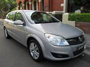 2008 HOLDEN ASTRA CDX AUTO **LOW KMS**LONG REGO** $41PW Concord Canada Bay Area Preview