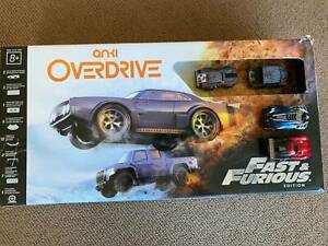 Anki OVERDRIVE Fast & Furious Edition PLUS 2 extra cars ($480 value)