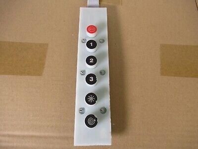 Island Oasis Sb2100 Control Power Switch Panel Board 908401 Rev 3