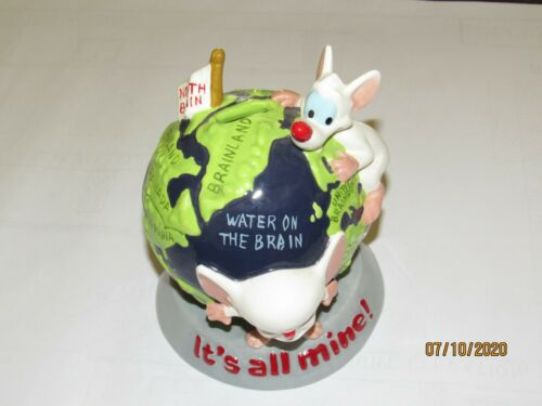 Pinky and the Brain World Bank