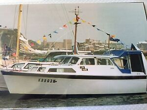 """""""Lisa Marie"""" 26 ft Sterling Cabin Displacement Cruiser- WANTED! Terrigal Gosford Area Preview"""