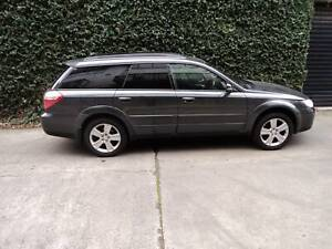 2006 Subaru Outback 2.5i PREMIUM PACK Manual SUV 2.5L Collingwood Yarra Area Preview