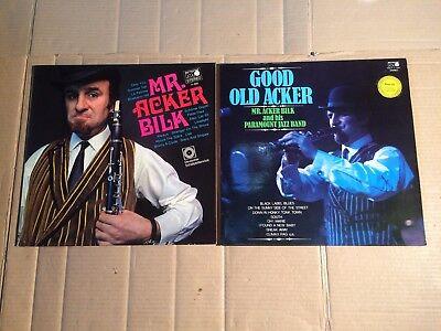 MR. ACKER BILK AND HIS PARAMOUNT JAZZ BAND - GOOD OLD ACKER - 3 LP
