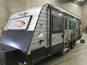 2016 New Age Big Red Caravan BR21BS2 Series 2 Sleeps 5 Flagstaff Hill Morphett Vale Area Preview