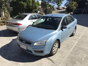 2005 Ford Focus Sedan Auto 140km Mint