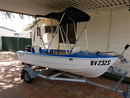 Bellboy boat 3.7m
