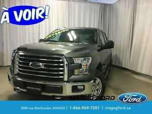 2017 Ford F-150 XLT XTR 4X4 CAMERA MAGS MARCHE-PIEDS