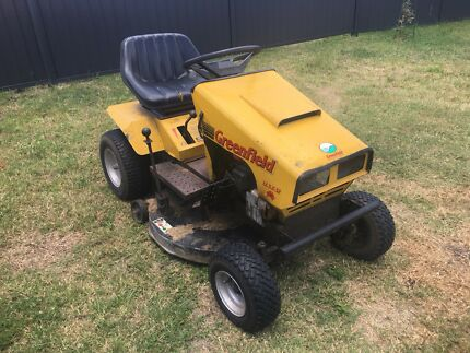 Wanted: Greenfield Ride On Mower