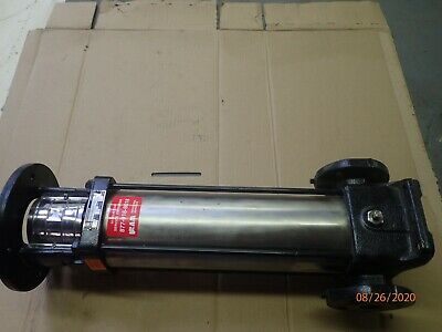 Grundfos Cr4-16014 Vertical Multi Stage Centrifugal Pump 5 Hp