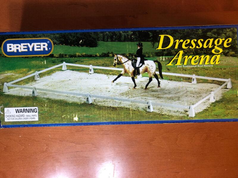 Breyer #2032 Wood Dressage Arena Traditional Size Horse Accessories NIB