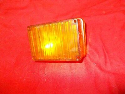 Tomar Rect-34e Amber Lens Light A75111