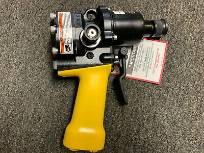 Stanley Id07810 Hydraulic Impact Wrench 716 With Quick Change Chuck