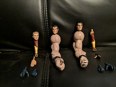 Marvel Legends accessories and BAF parts- Sugar Man, Okoye, Cap, Namor, etc