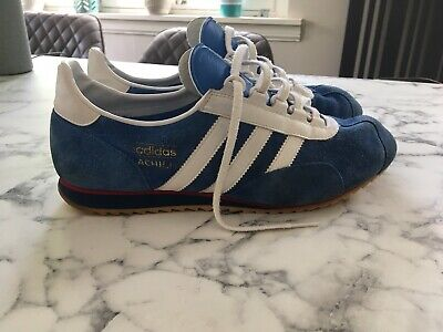 Adidas Originals Achill Vintage Rare UK Size 8.5 (fits size 8) Trainers - Used