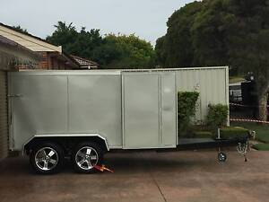 Enclosed Trailer Quakers Hill Blacktown Area Preview
