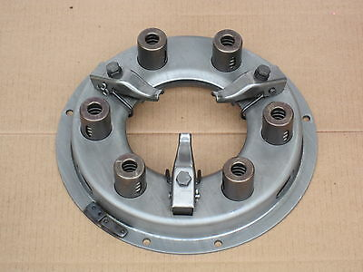 Clutch Pressure Plate For Massey Ferguson Mf 135 25 35 50 F-40 Te-20 Tea-20