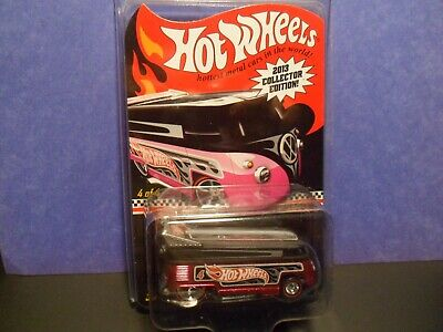 HOT WHEELS DRAG BUS MAGENTA PINK IN PROTECTO PACK FREE SHIPPING