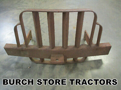 Front Bumper For International Ih Tractor 454 464 574 674 Tractors