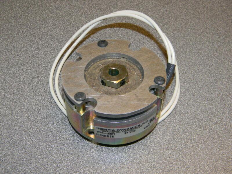 Inertia Dynamics Flange mount electromagnet brake 1704-2321 24 VDC Brake New