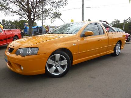 XR6 2006 Ford Falcon Ute North St Marys Penrith Area Preview
