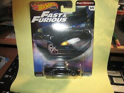 Hot Wheels Fast & Furious 5/5 Nissan Skyline GT-R (BNR32) Fast Imports