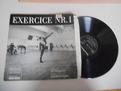 LP Klassik Hermann Nass / Dieter Klos - Exercice Nr.I (23 Song) M.BÜCHTEN VLG