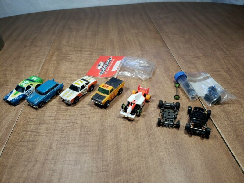 Vintage Lot of AFX Slot Car
