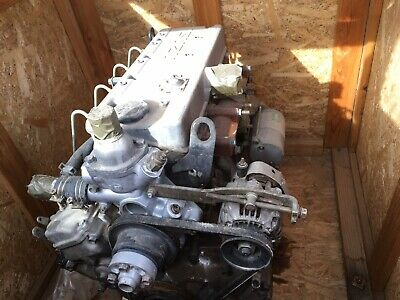 Isuzu 4le1 Diesel 2.2 Engine Bobcat Excavator Compressor Light Tower Hitachi Jcb