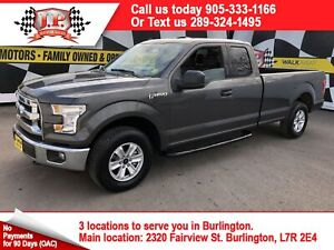 2016 Ford F-150 XLT, Extended Cab, 4x4, 113, 000km