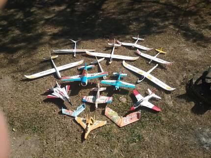 Radio control Planes (foam) Fantistic Learner Package