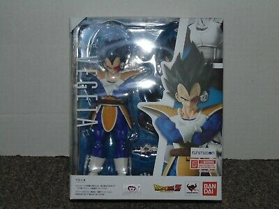 S.H. Figuarts Vegeta Scout DRAGON BALL Z Action Figure